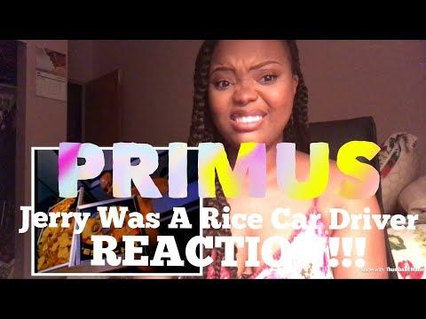 Primus- Jerry Was A Race Car Driver REACTION!!!