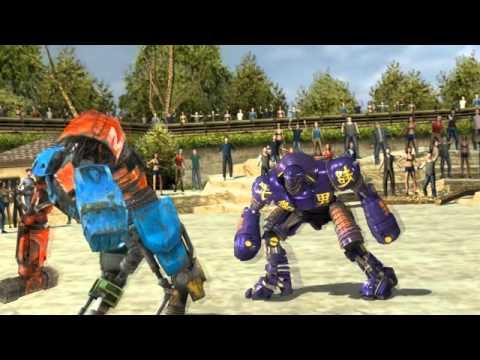 hqdefault بازی نبرد پولادین Real Steel HD v1.2.2