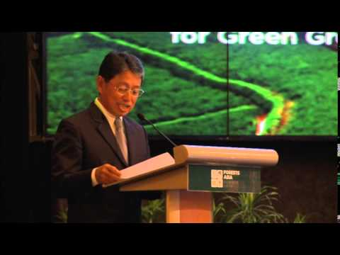 Forests Asia Summit 2014 - Ministerial addresses, Brunei Darussalam, Philippines