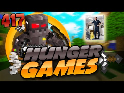 Minecraft Hunger Games: Episode 417 - Clean Up Ability video