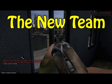 The New Team - DayZ Standalone (UNCUT FOOTAGE)