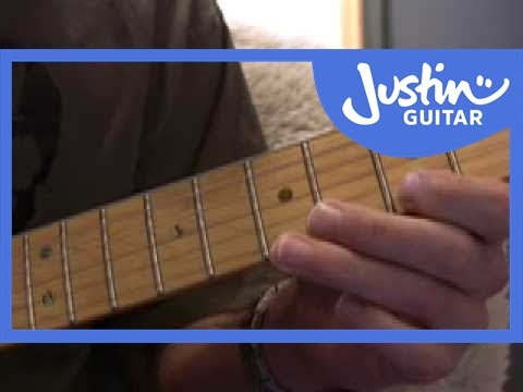 Blues Lead Guitar: Five Blues Licks #3of20 (Guitar Lesson BL-013) How To Play