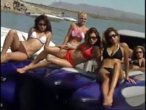 Shakin the Dam Poker Run - Hot Boats and Girls Video