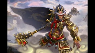 Dota 2 The Monkey King Ultra (Turbo)