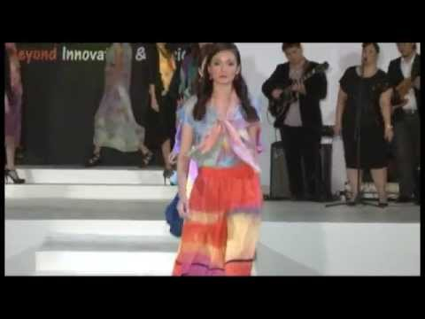 Anuroj Handpaint Fashion Showcase