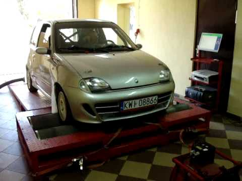 Fiat Seicento Sporting Abarth Fiat Seicento Sporting Abarth