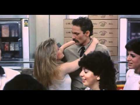 Bad Girls Dormitory (1986) random dance scene