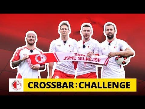 Crossbar Challenge na Slavii: Exhibice Milana Škody!