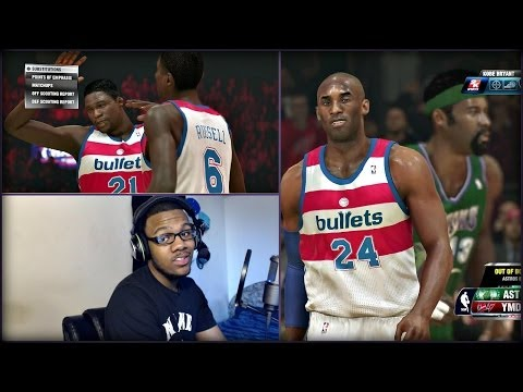 NBA 2K14 Next Gen MyTEAM FACECAM - Dominique Wilkins & Bill Russell Debut! PS4