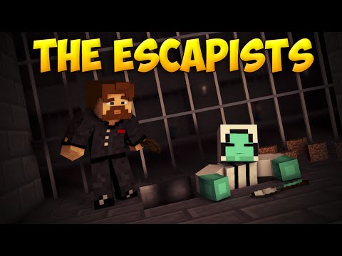 The Escapists В МАЙНКРАФТЕ   Тюремные будни