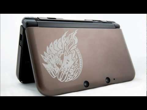 Nintendo 3DS News + Monster Hunter 3DS + XL Cases + Fire Emblem Awakening Short Supplies ?