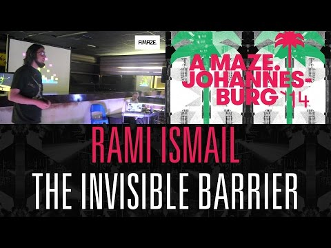 The Invisible Barrier - Rami Ismail