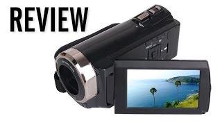 Besteker HDV-5052 Digital HD Video Camera Review