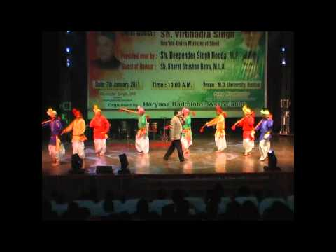 Jagbir Rathee Live In Dancing Mood video
