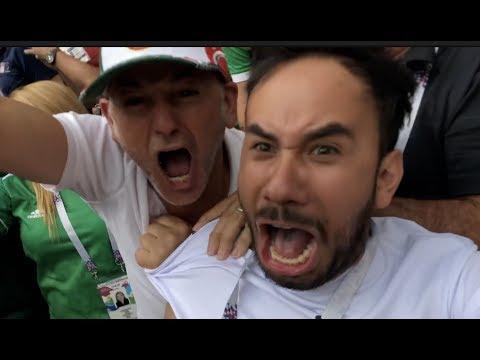 ALEMANIA 0 - 1 MÉXICO - MUNDIAL RUSIA 2018 (LA MEJOR CRÓNICA)  ГЕРМАНИЯ 0 - 1 МЕКСИКА