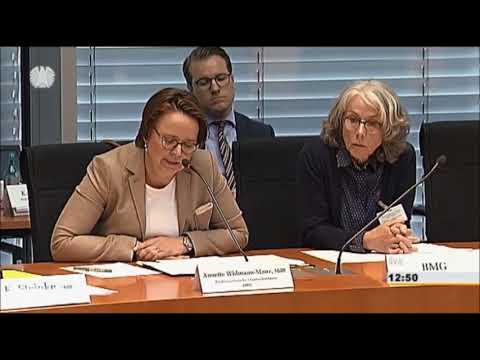 Die dPV im Petitionsausschuss des Deutschen Bundestages
