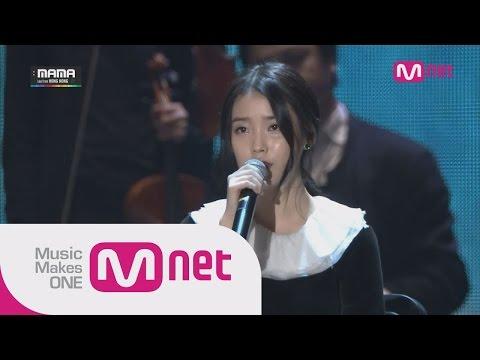 아이유(iu) - 금요일에 만나요(friday)(feat.song Miinho Of Winner ) + 날아라 병아리(fly, Chick) At 2014 Mama video