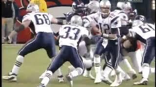 2005 AFC Divisional Playoff Game: Patriots @ Broncos