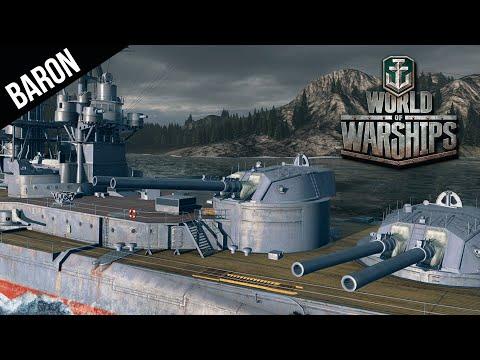 World Of Warships Battleships - Ap Vs He, Illuminati & Fuso Battleship Gameplay! video