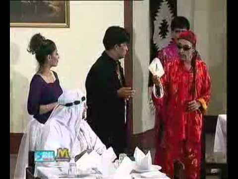 Umar Sharif Comedy King Part 4 video