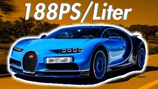 5 kleine Motoren mit KRASSER Power! | RB Engineering | Bugatti Chiron