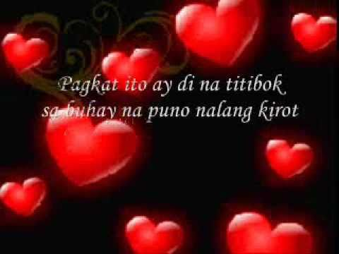 Download Lagu Kung sakaling ikaw ay lalayo with lyrics MP3 Free