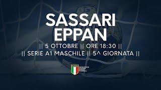 Serie A1M [5^]: Sassari - Eppan 31-27