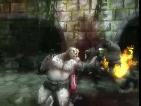 Mortal Kombat Shaolin Monks Official Trailer video