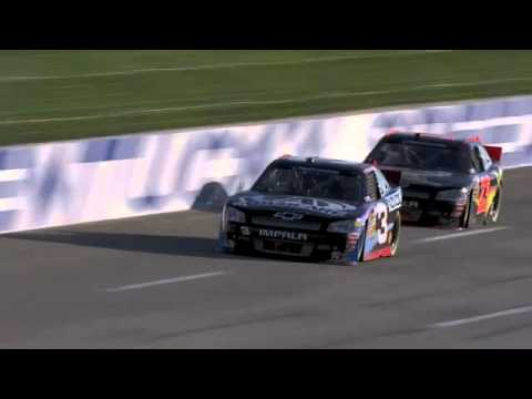 2012 Kentucky 300 - Austin Dillon Wins