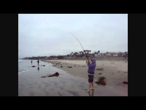 SAN DIEGO FISHING : JULY PART 5  DEL MAR