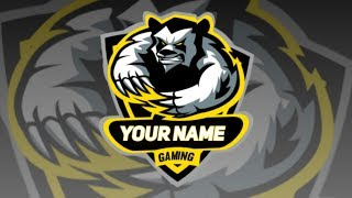 How To Make Gaming Logo in Pixellab | Gaming Logo Maker Android | Pixellab Tutorial