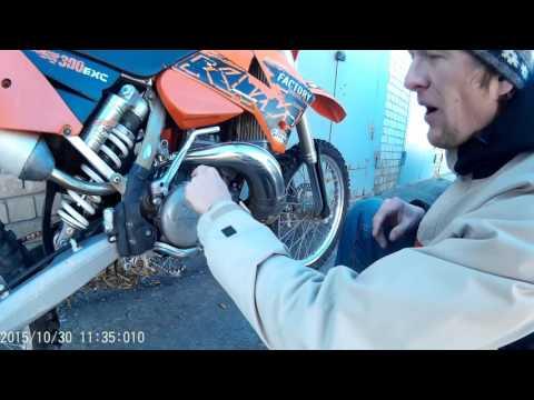 KTM EXC 300 2006