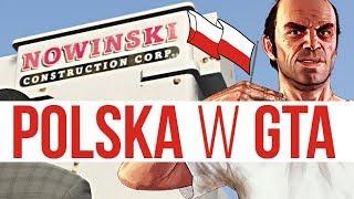 Polskie akcenty w serii GTA