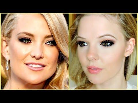 KATE HUDSON OSCARS 2014 Makeup Tutorial