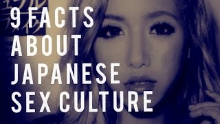 9 Facts about Japanese sex culture