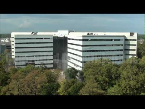Hewlett Packard Buildings #7 & #8 - Controlled Demolition, Inc.