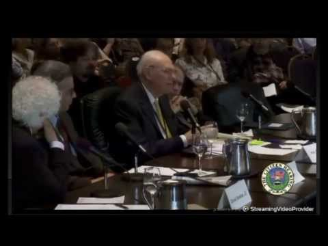 Minister of Defense of Canada: 2 living ETs_working with US government