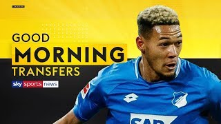 Newcastle to break their transfer record to sign Joelinton? | Good Morning Transfers