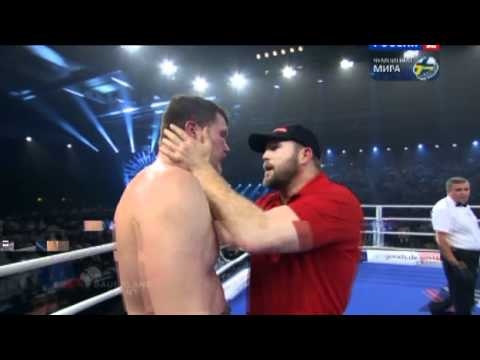 Kubrat Pulev  vs. Alexander Dimitrenko-full fight