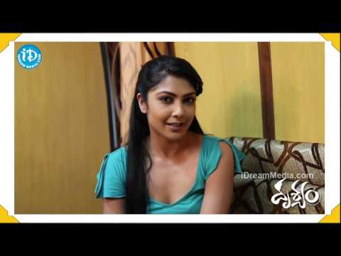 Kamalini Mukherjee Talks About Drishyam Movie   Venkatesh, Meena video