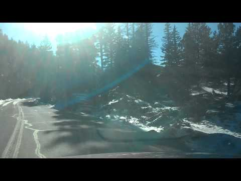 Glen Haven, Colorado.  Post Flood Drive Through