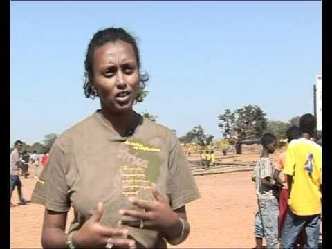 Maximsnewsnetwork: Ethiopia - Eritrean Children Living In Maiani Refugee Camp (unhcr) video