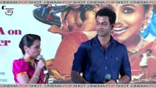 Aiyya - Rani & Prithviraj At The Music Release Of The Film Aiyya