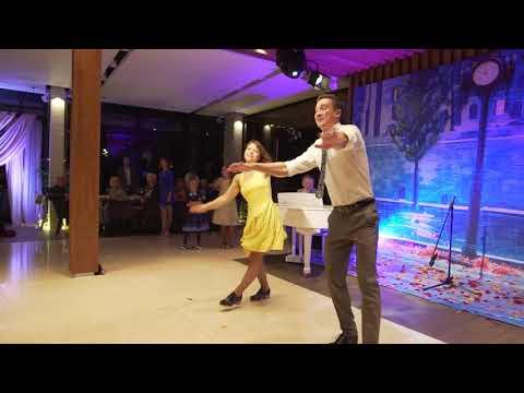 "Танец из фильма ""Ла Ла Лэнд"""