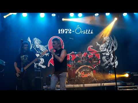 Lord zenekar - Rossz fiúk (Kisbér 2019.10.22.)