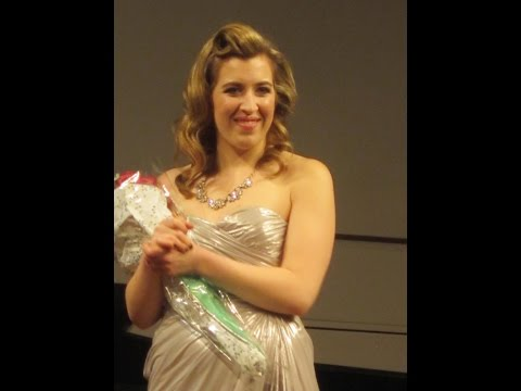 Stefanie Greene M.M Voice Degree Graduation Recital