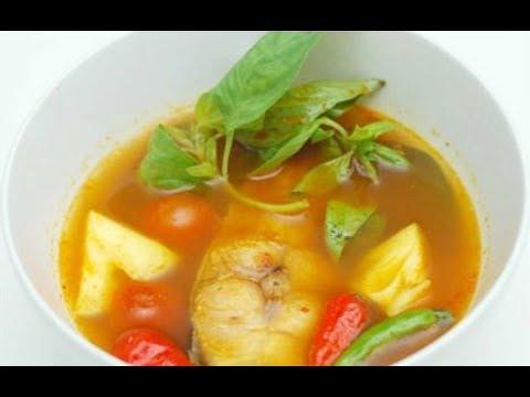 Resep Tom Yam Ikan Khas Thailand