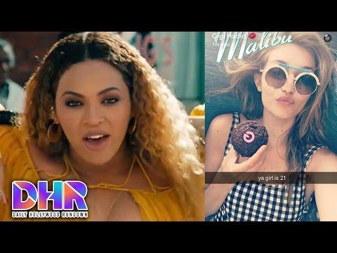 Kim Kardashian Steals Beyonce's 'Lemonade' Spotlight? Gigi Celebrates 21st Bday w/ Zayn (DHR)
