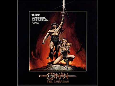conan the barbarian soundtrack. conan the arbarian soundtrack