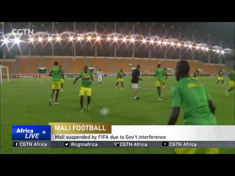 Mali Suspended By FIFA Due To Government Interference